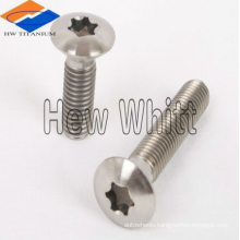 Gr5 titanium bolt for bike M5*10