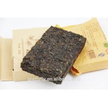 250g orgânico e saudável, primeiro mundo cozido Pu'er tijolo chá