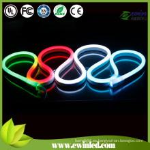 Super Bright 12V Blanco cálido LED Neon Flext