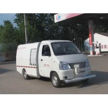 Jiefang Gasoline Small 3CBM Street Washing Vehicle