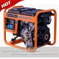 Precio del generador diesel portátil 3kva con arranque eléctrico