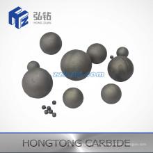 Carbure de tungstène pour billes résistantes à l'usure