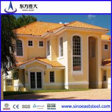 Steel Structure Villa/Villa House/Prefab House