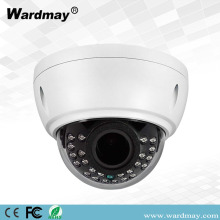 ODM OEM 4.0 / 5.0MP IR IP Camera Dome
