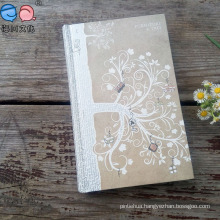 48k Size OEM Custom Hardcover Notebook