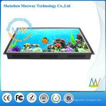 26 дюймов открытой рамки LCD signage цифров для рекламировать монитор