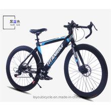 700c 21speed высокого качества с фиксированной передачей на шоссейном велосипеде