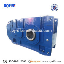 H2HH5 hollow parallel shaft mount gearbox reducer H2HH6 helical gear units