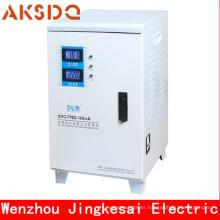 Servo type high precision voltage regulator