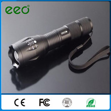 Wholesale led flashlight torch/rechargeable flashlight led torch