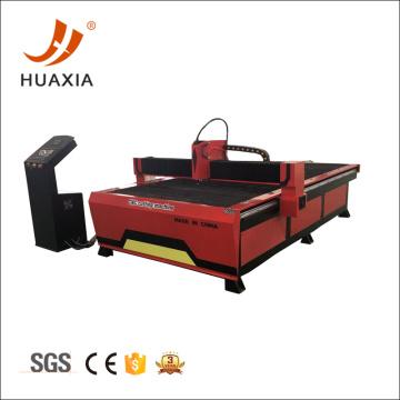 CNC Plasma cutting machine with Hypertherm power supply