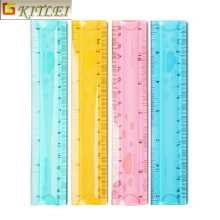 Promotional Gifts Wholesale Custom Plastic Ruler Cheap Scale PP Ruler