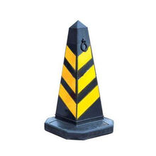 Traffic Cone Made of Rubber