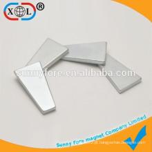 Boa qualidade neodímio ferro boro ímans em forma de