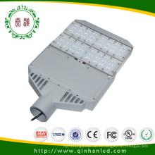 Lámpara de calle del camino del jardín solar al aire libre del CREE LED 90W / 100W