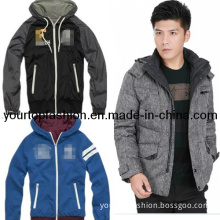 New Arrival Fashion Mens Cotton Hoodies, Casual Outwear for Men, Designer Men's Jacket