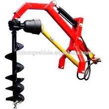 6-20inch post hole digger,tractor post hole digger,hydraulic post hole digger