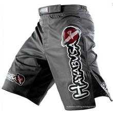 Alta calidad personalizada poliester estiramiento MMA Shorts