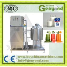 Small Scale Milk Pasteurizer Machine