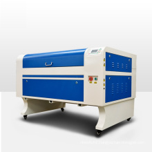 VOIERN 9060 -80w 100W leather co2 laser engraving cutting machine for acrylic with chiller CW5000
