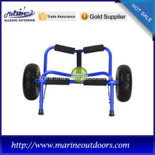 Best selling light weight aluminum canoe trolley