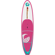 Women′s Inflatable Surf Board in Water for Entertainment