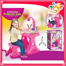 2014 HOT SELLING PRODUCTS! PROJECTION DESK KE HONG SHENG 6666 projector toys best gift for kids