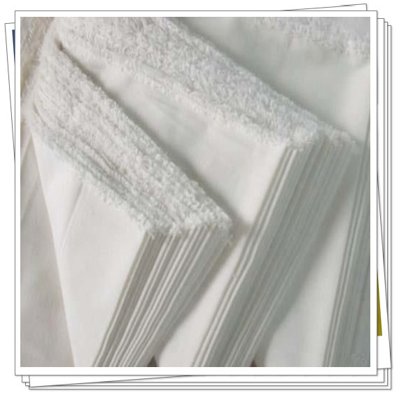Polyester Cotton Mixed Woven Grey Fabric