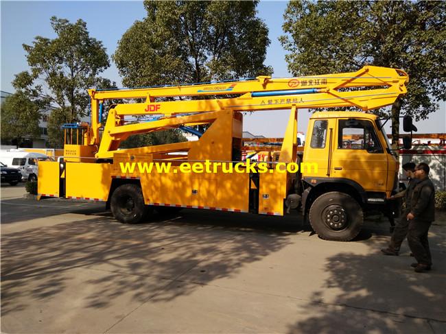 8-12m Aerial Platform Trucks