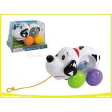 Kabel Spielzeug Dalmatiner Pet mit Musik und Licht für Baby