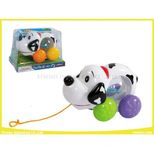 Cable Toys Dalmatians Pet with Music and Lights for Baby