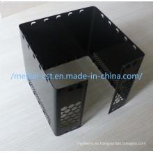 Cajas registradoras de piezas de fundición de maquinaria con ISO9001: 2008