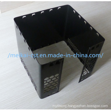 Cash Register Machinery Casting Parts with ISO9001: 2008