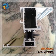 Дешевый тип алюминиевого профиля для дверей и окон