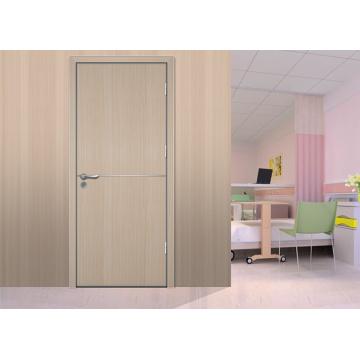 Aluminum Melamine Patient Lounge House Ward Door
