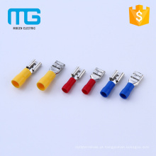 Best price PVC Brass terminal Insulated female disconnects, Terminal