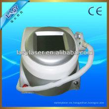 Máquina elight IPL de alta calidad para depilación / tratamiento del acné / cuidado de la piel
