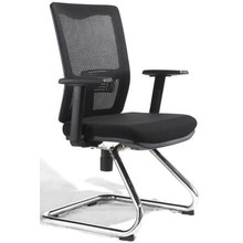 Factory Price Task Full Mesh Chair Without Wheels (FOH-XD26D)