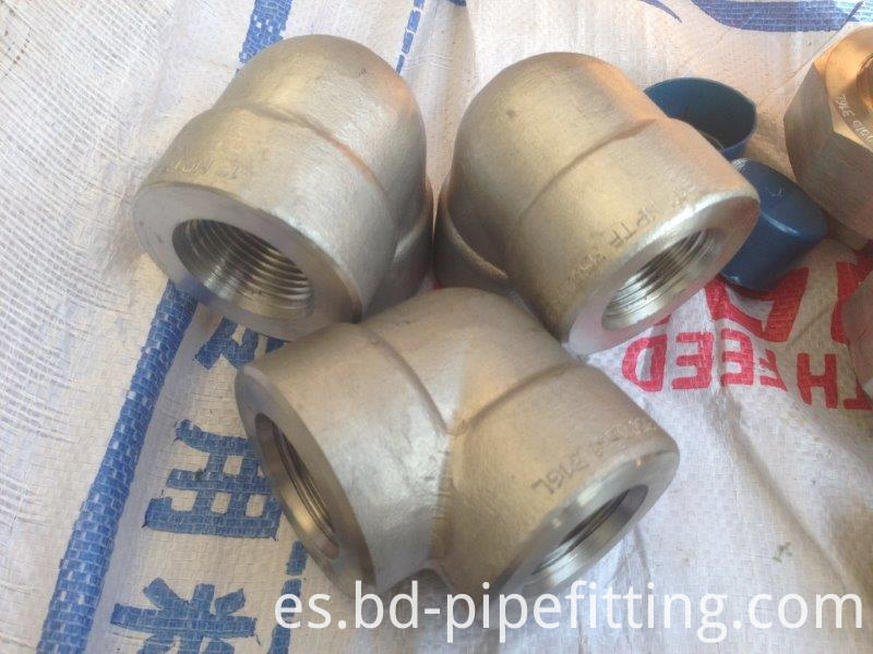 Steel Forged Socket Weld Equal Tee
