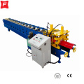 Glazed Tile Ridge Cap Roll Forming Machine