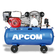 3hp 4hp 5hp 6hp 2.2kw 3kw 4kw 5.5kw piston air compressor with diesel engine air compressor