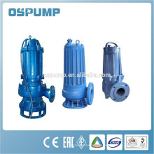 WQ/QW Non-clogging Centrifugal Stainless Steel Submersible Pump