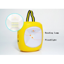 Wholesales Ebst-D08d Portable LED Solar Camping Lantern for Home Use