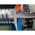 Panel de cubierta de perfil corrugado QJ alta calidad que hace la máquina