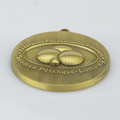 Customized Sport Medal with 2D Design