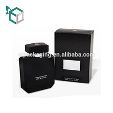 Recyclable Paper Tube Packaging Bottles Box For Perfume