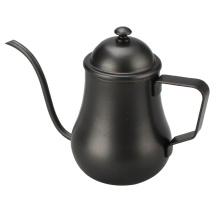 Classic Black ProfessionalGooseneckPour Over Coffee Kettle