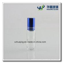 5ml Empty Clear Roll on Perfume Glass Bottle