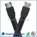 Perfessional 7p männlich eSATA zu männlich eSATA Kabel für Computer Festplatte