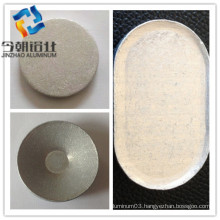 aluminum round plate for car wheel